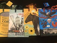 Lot Of New With Tag Trader Joes Reusable Bags