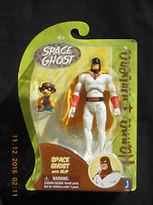 "JAZZWARES HANNA-BARBERA 6"" SPACE GHOST ANIMATED CARTOON ACTION FIGURE!"