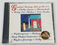 Greatest Country HIts of the 90's Music CD Various Artists