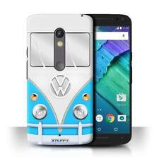 Étuis, housses et coques bleus Motorola Moto Z Play pour téléphone mobile et assistant personnel (PDA) Motorola