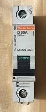 Merlin Gerin Circuit Breaker D30A – Multi 9 – C60