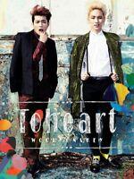 TOHEART 1st Mini Album CD+Photobook+Card SHINEE KEY INFINITE WOOHYUN SEALED