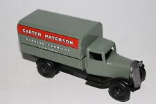 Dinky #25B, 1940's Covered Truck