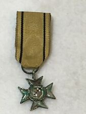 Vintage Maryland National Guard Faithful Service Medal Ribbon