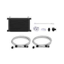 Mishimoto LS1 / LS2 Front Sump Race Oil Cooler Kit - Black