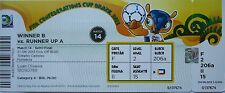 TICKET FIFA Confed Cup 2013 Spain - Italy Match 14 in Fortaleza
