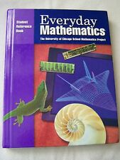 McGraw Hill Everyday Mathematics Student Reference Book Grade 6 ISBN# 1570399271