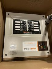 Generac HomeLink 50A Pre-Wired Manual Transfer Switch (9854)