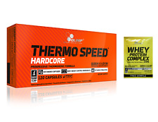 OLIMP Thermo Speed Hardcore (Thermogenic Fat Burner) 120 Mega Caps FREE SHIPPING