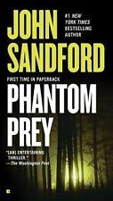 Phantom Prey (A Prey Novel) by John Sandford - A #1 New York Bestseller