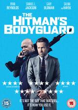 The Hitman's Bodyguard DVD 2017 Ryan Reynolds Hg02