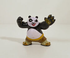 "RARE 2010 Master Po Panda 2.5"" Mattel Action Figure Kung Fu Panda 2 Jack Black"