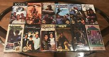 12 Feature Films For Families VHS Tapes  All New Unopened.Free Shipping. Rare