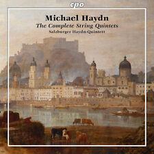 Haydn / Salzburg Hay - Complete String Quintets [New CD]