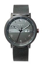 KIENZLE Herren Armbanduhr Big Date, Metallband, Slim, Modell K15-00961 € 109,00