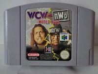 N64 Spiel - WCW vs. NWO World Tour (PAL) (Modul) Nintendo 64