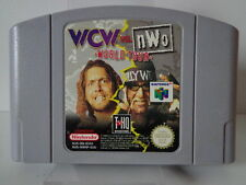 N64 Spiel - WCW vs. NWO World Tour (PAL) (Modul)