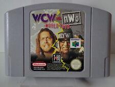 N64 Spiel - WCW vs. NWO World Tour (PAL) (Modul)