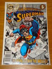 SUPERMAN #485 VOL 1 DC COMICS NEAR MINT CONDITION DECEMBER 1991
