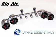 Wakeboard Tower *LED* Speaker Light Bar Combo *Polished* Big Air
