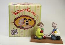 Wallace & Gromit === shaun das Schaf Kunstharz Figur in OVP