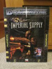 DRAGONSTAR - IMPERIAL SUPPLY - FANTASY FLIGHT RPG D20 SOURCEBOOK 2002 DS03