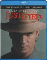 JUSTIFIED - THE COMPLETE FINAL SEASON (BLU-RAY) (BOXSET) (BLU-RAY)