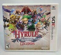 Hyrule Warriors Legends Video Game (Nintendo 3DS, 2016) NEW SEALED