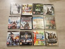 Playstation 3 Games Includes Gta 5, Fifa, Uncharted and More!!!
