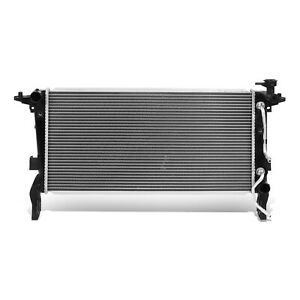 Fit 10-12 Genesis Coupe 2.0T AT MT Aluminum Engine Cooling Radiator DPI 13120