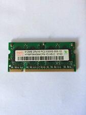 1 x 512MB di memoria RAM HP Compaq 6720s 550 6715s 6735b 6730b 6735s 510 530 6730 S
