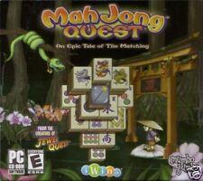 MAh Jong quest-Mahjong windows 98/me/xp * NOUVEAU *