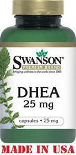 DHEA - 25 mg - 30 capsules - Testosterone and Estrogen precursor Sexual Energy
