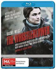 The Whistleblower Blu-Ray Region B