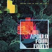 APOLLO FOUR FORTY - Gettin' High On Your Own Supply CD BUY 4+ FREE SHIPPING