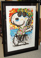 "Tom Everhart ""Boom Shaka Laka Laka"" Signed Limited Edition Lithograph FRAMED"