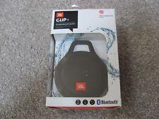 New JBL Clip+ Full-featured Splashproof Bluetooth Ultra-Portable Speaker Black