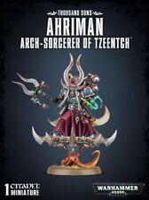 Thousand Sons Ahriman Arch Sorcerer of Tzenntch Games Workshop 40.000 40k Chaos
