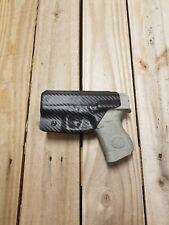 Concealment Glock G42 IWB Black Carbon Fiber KYDEX Holster