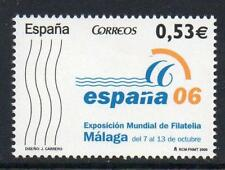 "SPAIN 2005 MNH SG4131 World Philatelic Exhibition ""España 06"" - Malaga"