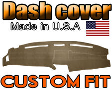 fits 1992-1996 FORD  F150   F250  F350  DASH COVER MAT DASHBOARD PAD /  TAUPE