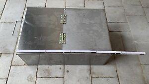 Universal Edelstahlkiste Edelstahl Kiste Vorratsbox Box