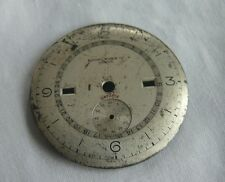 RECORD WATCH CO GENEVE DIAL WRISTWATCH - 32MM DIAMETER - 3 CALENDER -
