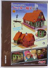 Sankei MK07-03 Studio Ghibli Hatter Hat Store Howl's Moving Castle 1/150