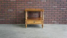 Henredon End Table / French Regency End Table / Chairside Table