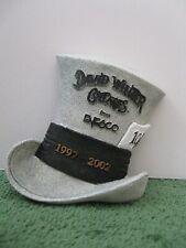 "David Winter Cottages D1207 ""Mad Hatter's Hat"" Mint in original box."