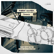 ROBERT GLASPER TRIO RECORDED LIVE AT CAPITOL STUDIO CD NEW