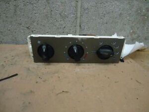 Temperature Control Front 4 Door Sport Trac Dash Fits 03-05 EXPLORER 80607