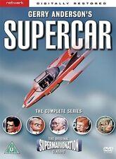 Gerry Anderson's - SUPERCAR - DVD Boxset