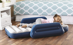 Ozark Trail Kids Camping Airbed with Travel Bag